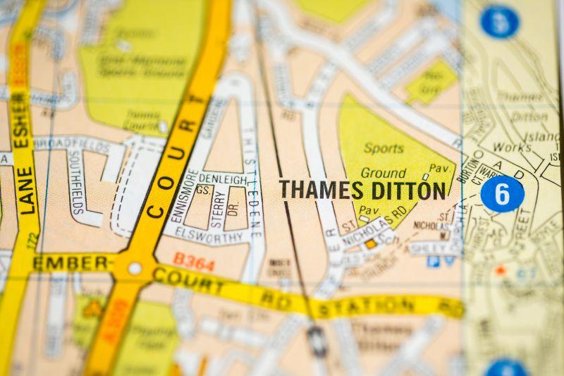 Bathroom installer near me in Thames Ditton