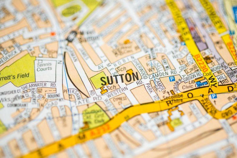 Bathroom installer Sutton